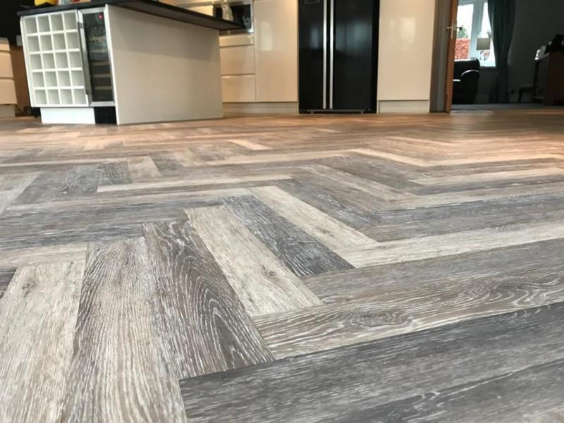 LVT Flooring Image