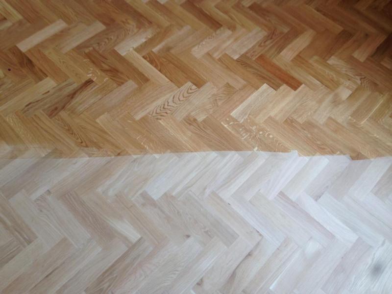 Floor Sanding & Hire